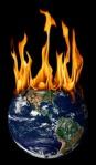 flammende jord
